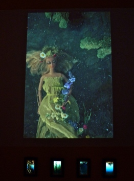 Ophelia installation photo