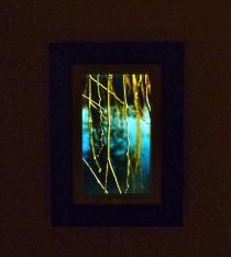 Ophelia video installation photo